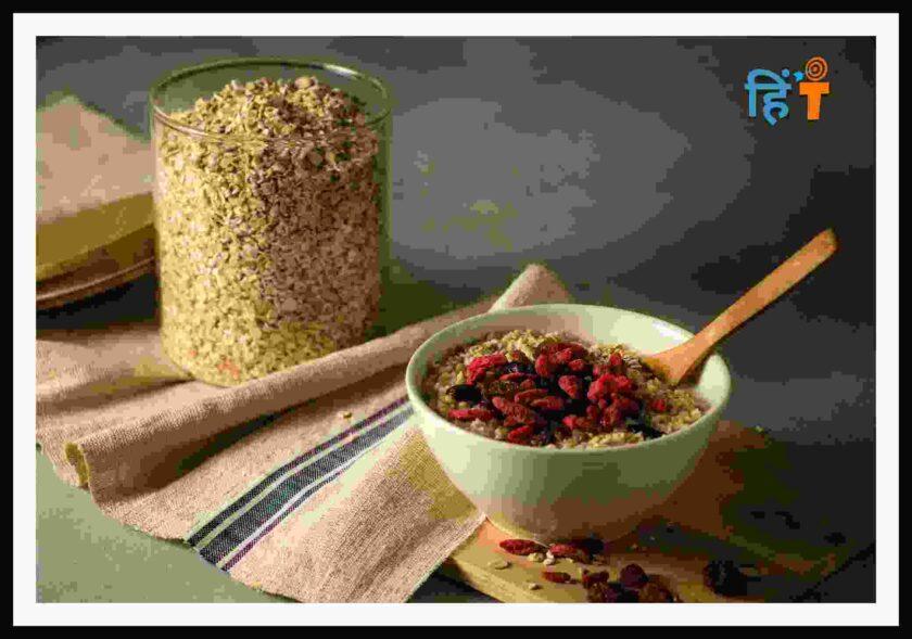 oats in hindi